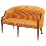 1854 Hepplewhite sofa