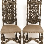 Antique William and Mary Dining Chairs