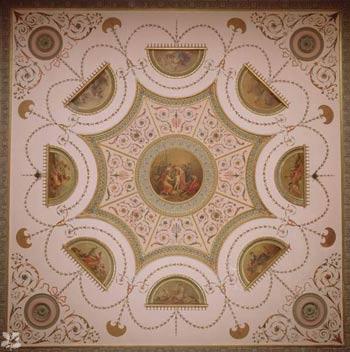 Ceiling by Robert Adam