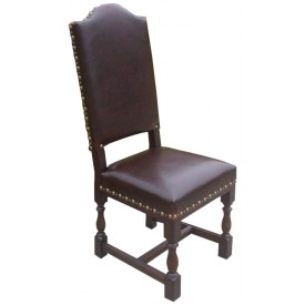 Example of an upholstered Jacobean furniture
