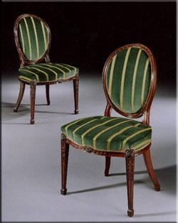 Robert Adam armchair