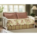 The daybed is ideal for cottage style living