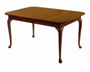 Example of Queen Anne Dining Table