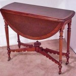 drop-leaf-game-table