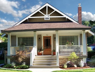 Craftsman Style Bungalow Home Furniture Furnishings
