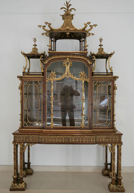 Thomas Chippendale Furniture His Own Style
