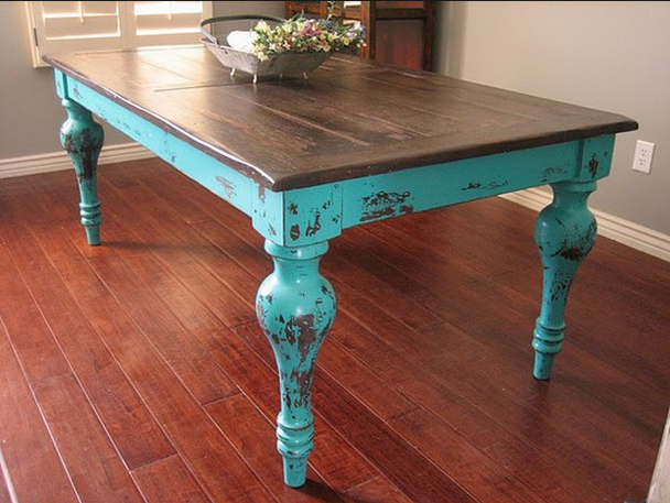 Decorating With Distressed Furniture Home Furniture Furnishings