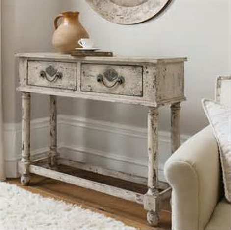 Decorating With Distressed Furniture Home Furniture